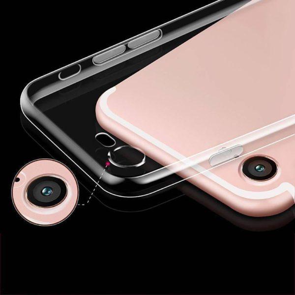 iPhone 8 cover gennemsigtigt
