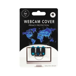 Webcam cover – 3 pack
